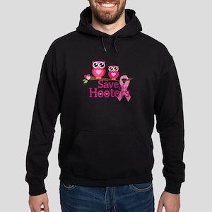Save the hooters Hoodie (dark)