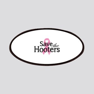 Save the hooters Patches