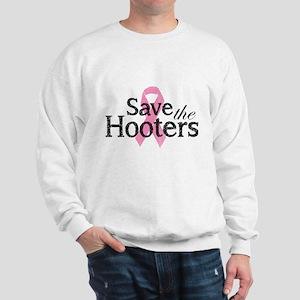 Save the hooters Sweatshirt