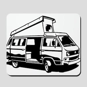 Camper Van 3.2 Mousepad
