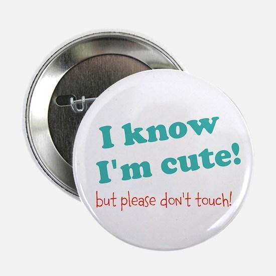 "Cute Gastroschisis awareness ribbon 2.25"" Button"