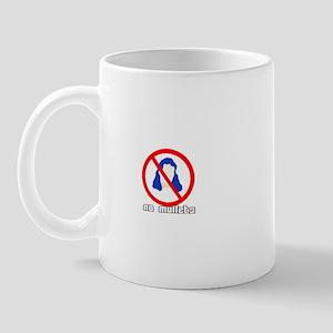 No Mullets Mug