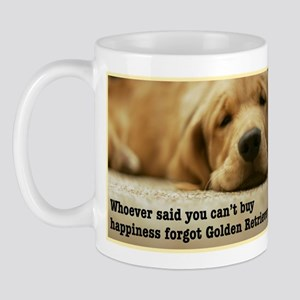 Happiness is Golden Mug