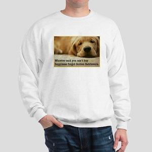 Happiness is Golden Sweatshirt