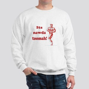 nawda toomah Sweatshirt