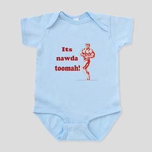nawda toomah Infant Bodysuit