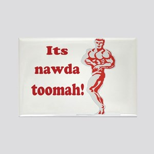 nawda toomah Rectangle Magnet