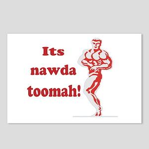 nawda toomah Postcards (Package of 8)