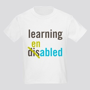 Learning ENabled Kids Light T-Shirt
