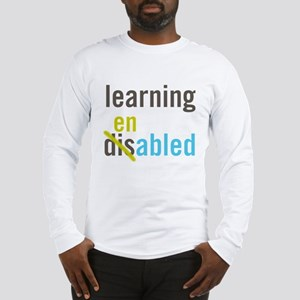 Learning ENabled Long Sleeve T-Shirt