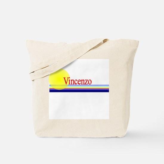 Vincenzo Tote Bag