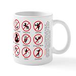 Skeptical Protection Mug
