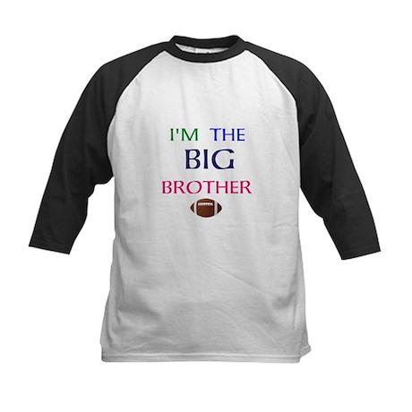 Im the Big Brother Kids Baseball Jersey