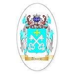 Almaraz Sticker (Oval 50 pk)
