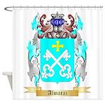 Almaraz Shower Curtain