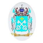 Almaraz Ornament (Oval)
