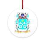 Almaraz Ornament (Round)