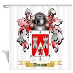 Almazon Shower Curtain