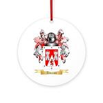 Almazon Ornament (Round)