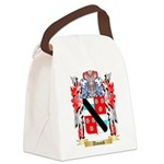 Almond Canvas Lunch Bag