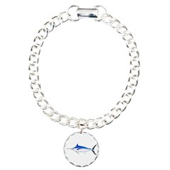 Blue Marlin fish Bracelet