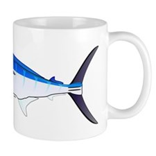 Blue Marlin fish Mug
