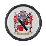 Almonte Large Wall Clock
