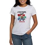 Control Freak DIY Women's T-Shirt
