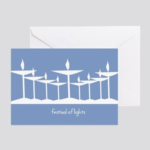 UU Festival of Lights Greeting Cards (Pk of 10
