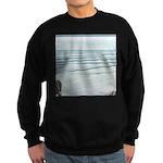 Keeshonds at the Seashore Sweatshirt (dark)