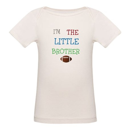 Im the Little Brother Organic Baby T-Shirt