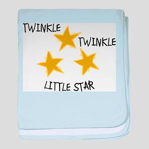 Twinkle, Twinkle baby blanket