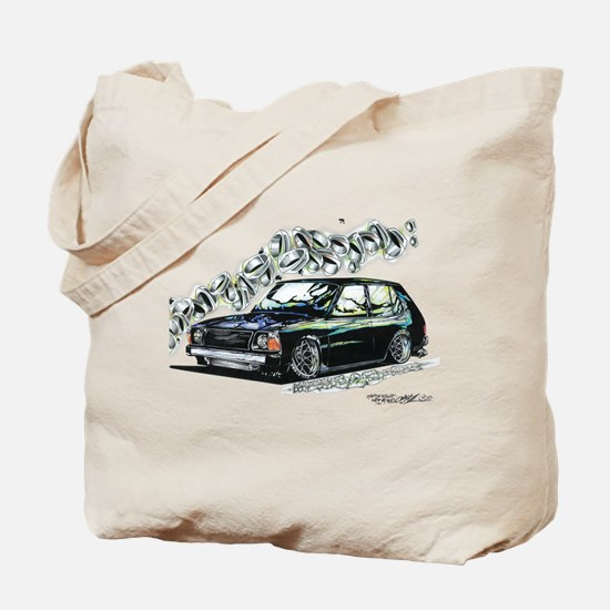 Mazda 323 Hatch Tote Bag