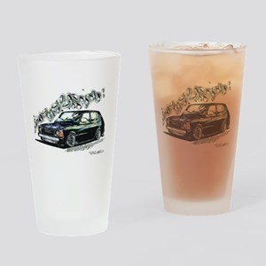 Mazda 323 Hatch Drinking Glass