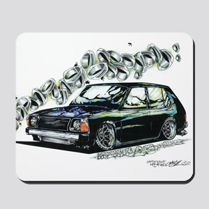 Mazda 323 Hatch Mousepad