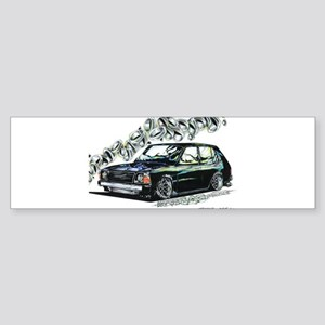 Mazda 323 Hatch Sticker (Bumper)