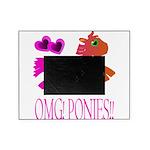 OMGPonies!! Picture Frame