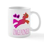 OMGPonies!! Mug