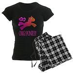 OMGPonies!! Women's Dark Pajamas