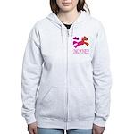OMGPonies!! Women's Zip Hoodie