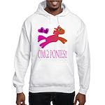 OMGPonies!! Hooded Sweatshirt