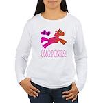 OMGPonies!! Women's Long Sleeve T-Shirt