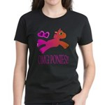 OMGPonies!! Women's Dark T-Shirt