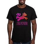 OMGPonies!! Men's Fitted T-Shirt (dark)