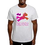 OMGPonies!! Light T-Shirt