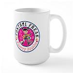 Control Freak Logo Large Mug