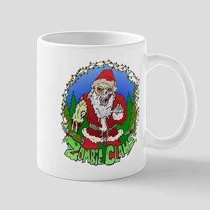 Zombie Claus Mug