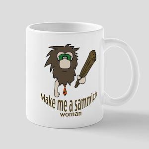 Caveman sammich Mug