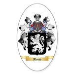 Aloiso Sticker (Oval 10 pk)