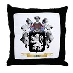 Aloiso Throw Pillow